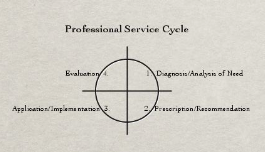 Professional Service Cycle