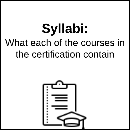 syllabi