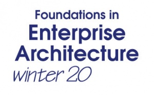 Foundations in Enterprise Architecture Bootcamp - Winter 20120 (W20BC)